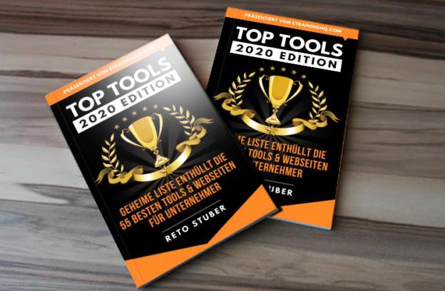 TOP TOOLS Buch von eTrainingHQ.com