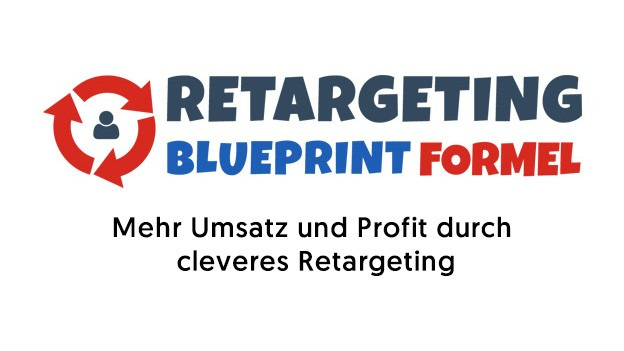 Retargeting Blueprint Formel