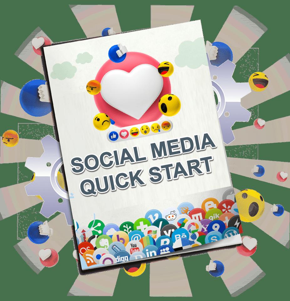 Social Media Quick Start System